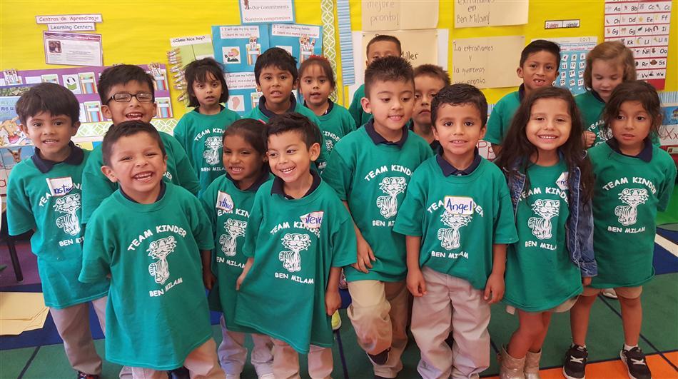 Ben Milam Elementary School / Ben Milam Elementary School
