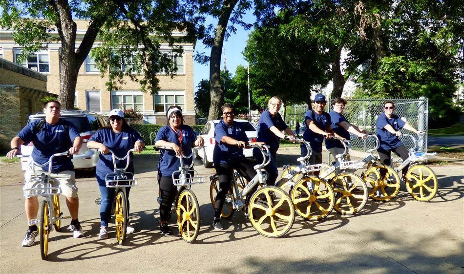 2017 Dallas ISD Neighborhood Walk/Ride