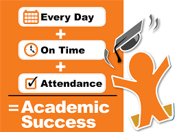 SEPTEMBER is...Attendance Awareness Month