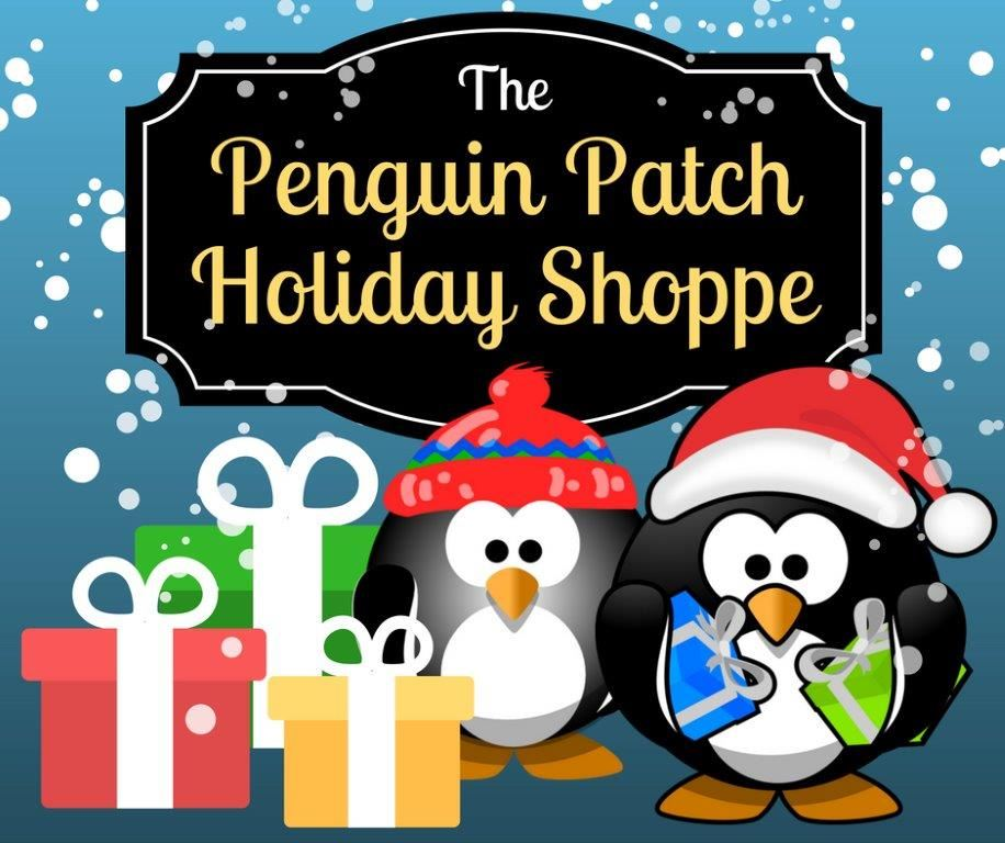 penguin patch holiday shoppe
