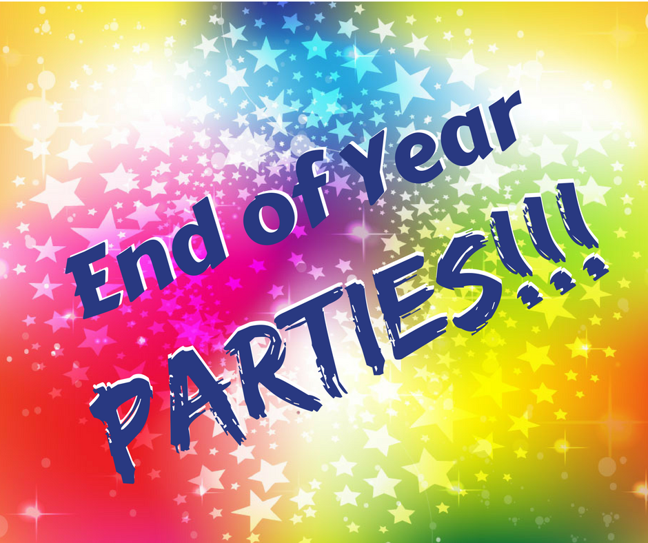 End of the Year Parties