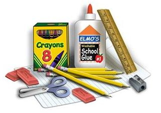2017-2018 School Supply List
