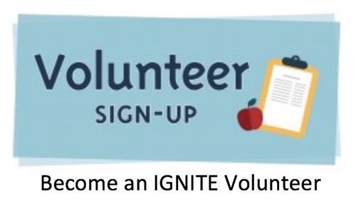 IGNITE Volunteer
