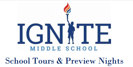 School Tours & Preview Nights