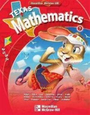 Texas Mathematics Grade 1