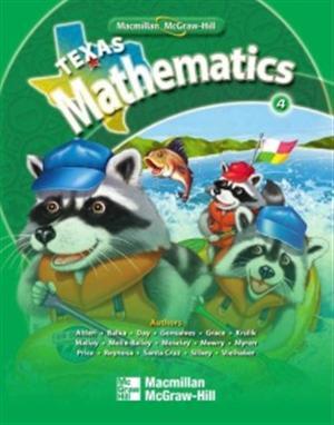 Texas Mathematics Grade 4