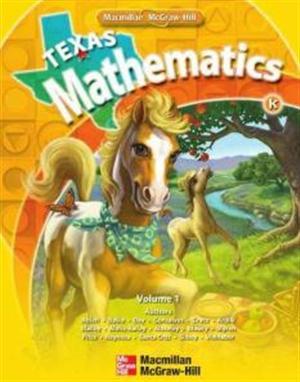 Texas Mathematics Grade K