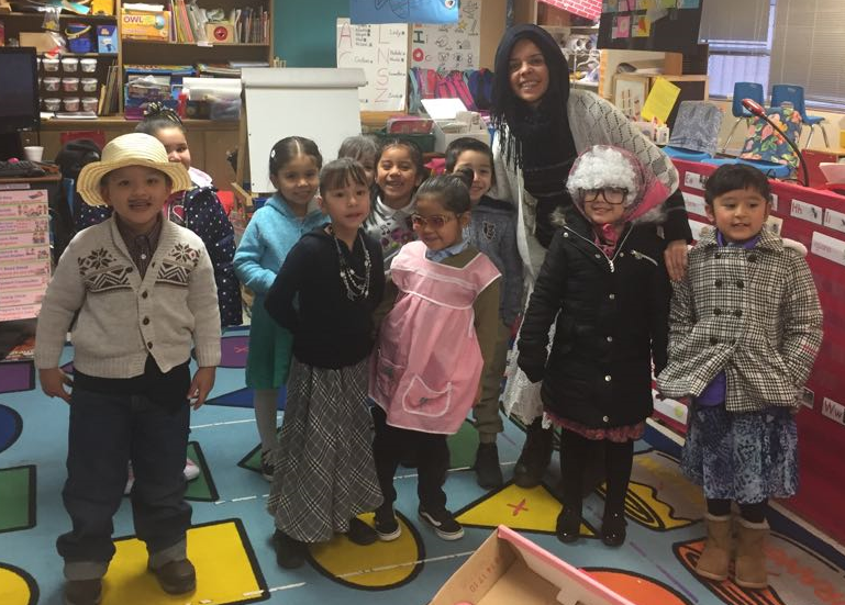 100 Day Celebration with Pre-K
