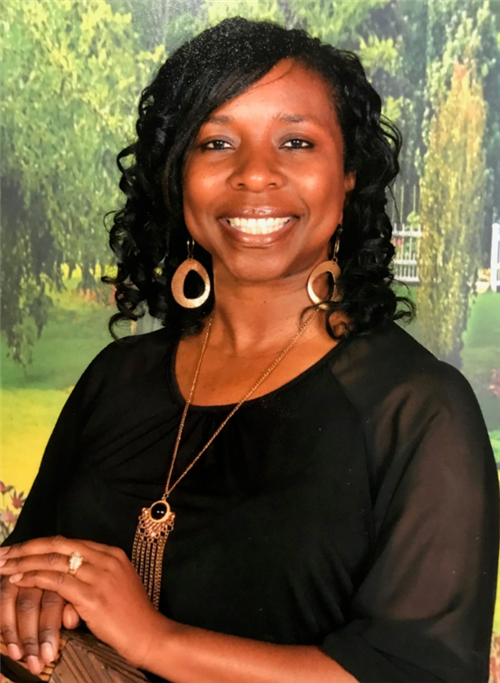 Congratulations  2019-2020 Teacher of the Year - Angela Stephens