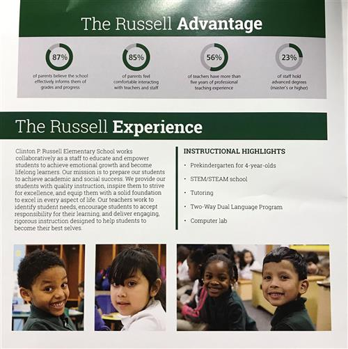 Stem School Dallas: Clinton P. Russell Elementary School / Clinton P. Russell