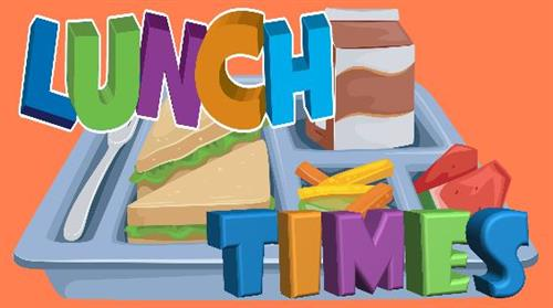 Lunch Schedule/ Horario del Almuezo