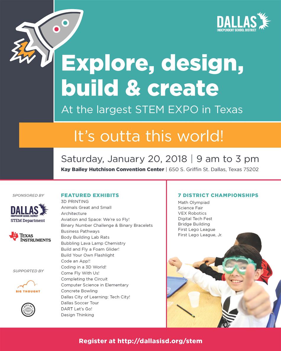 Stem School In Dallas: STEM Department / STEM Department