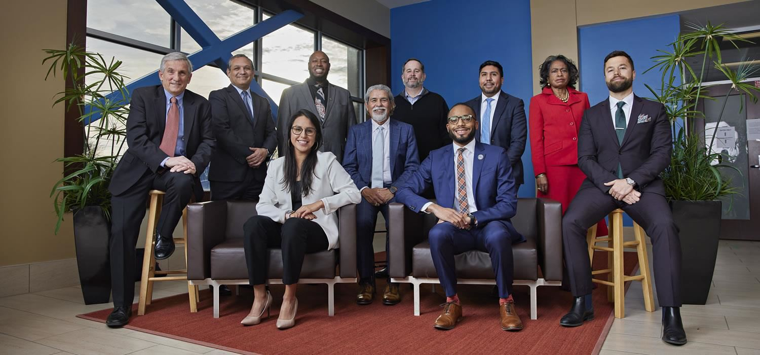 Board of Trustees 2021-2022