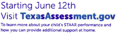 Texas Assessment STAAR Link