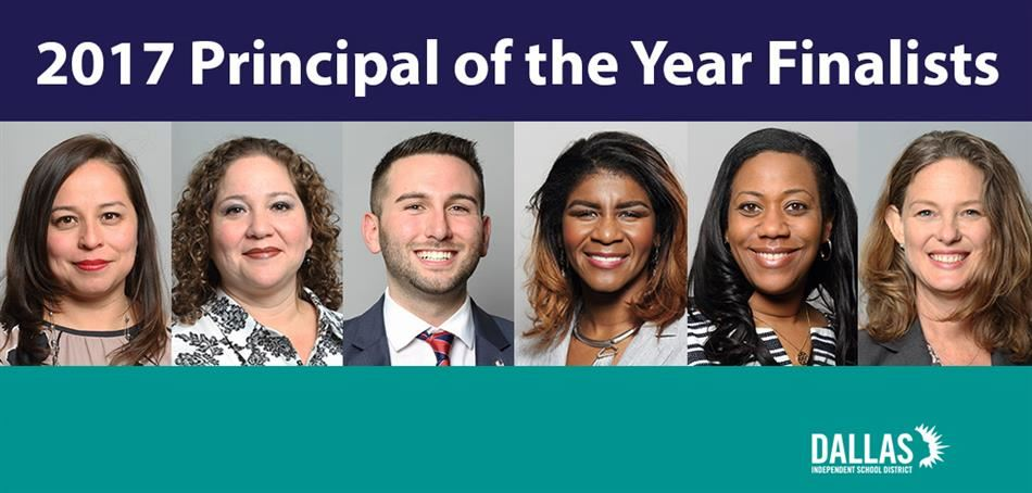 Finalist for Principal of the Year