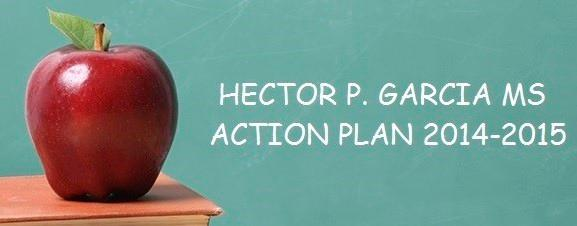 HP Garcia Action Plan 2014-2015