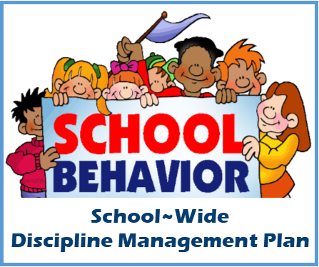 School-Wide Discipline Management Plan