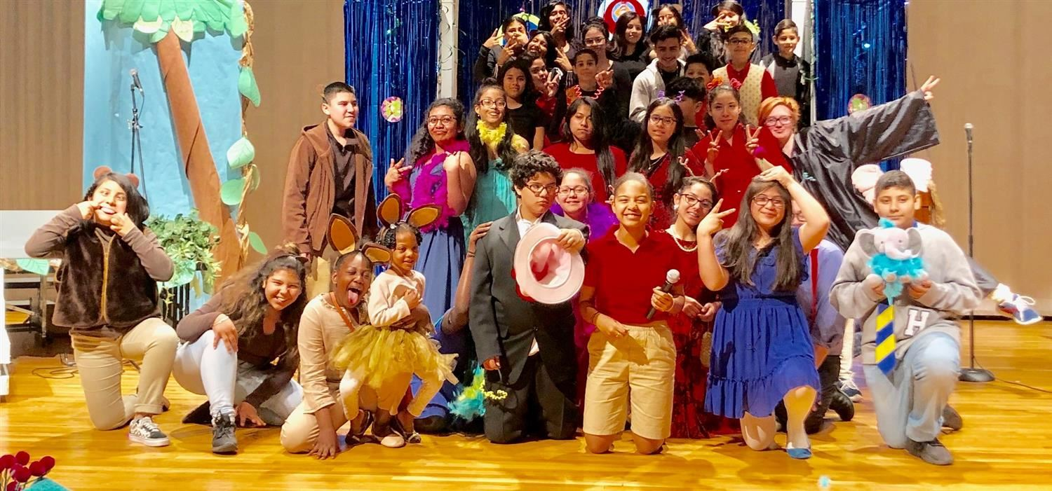 Garcia Theater Company Spring Show 2019: The Musical Seussical Jr. was complete success!