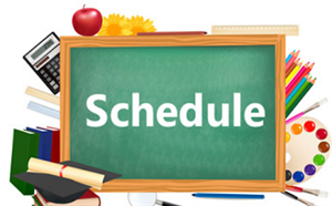 Bell Schedule and Bus Routes