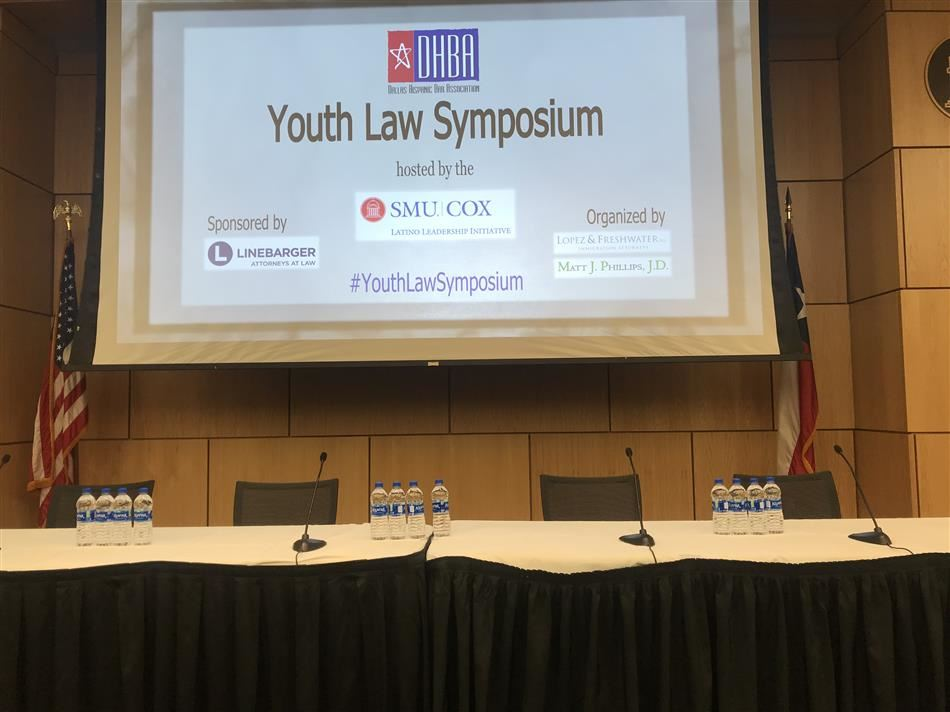 BOMLA Brothers Attend Youth Law Symposium