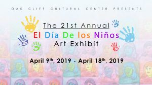 Dia De Los at the Oak Cliff Cultural Center for Rangel MS April 6-12