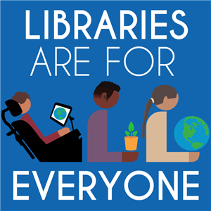 librarries are for everyone