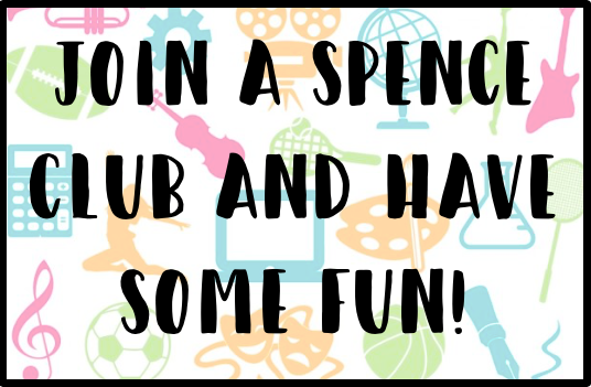 JOIN A CLUB STARTING NEXT WEEK! click here to view our club schedule.