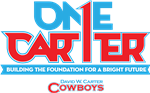 One Carter logo