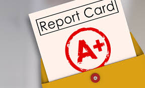 1st Nine-Weeks Reports Cards Are Ready