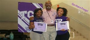 Carter TCU Scholarship Recipients