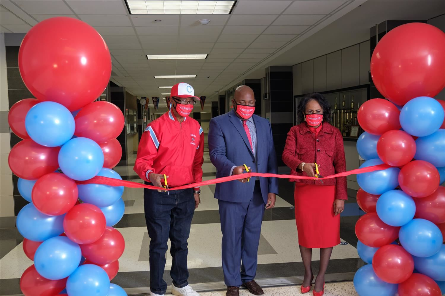 Virtual Ribbon Cutting Ceremony