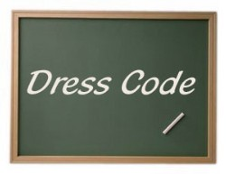 2017-2018 Dress Code Changes