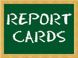 Report Cards Available March 4th