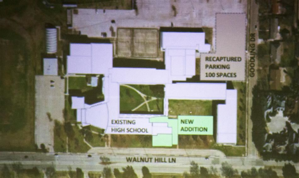 BOND WILL BRING BIG CHANGES TO TJHS
