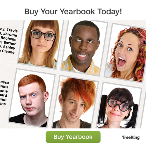 Pre-Order Your 2018-2019 Yearbook NOW through September and receive 15% off!