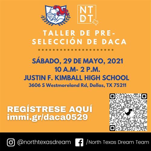 DACA Workshop