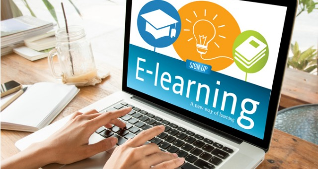 SBM transitions to eLearning!