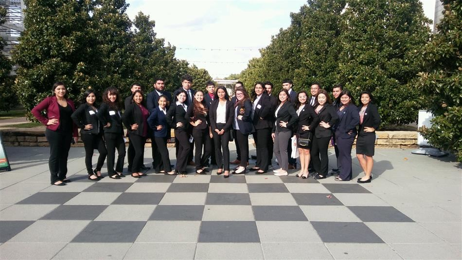 2017 Mock DECA Competition
