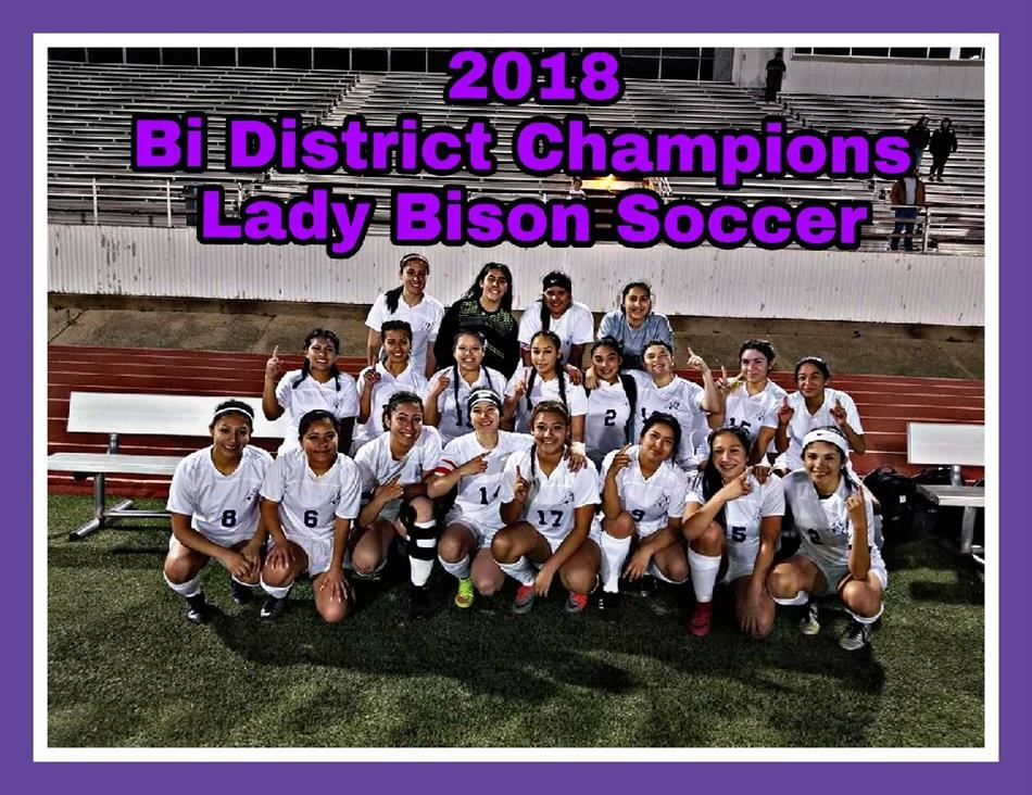 Back 2 Back Bi-District Champs
