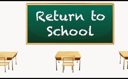 Parents!  Fill out the return to school survey here