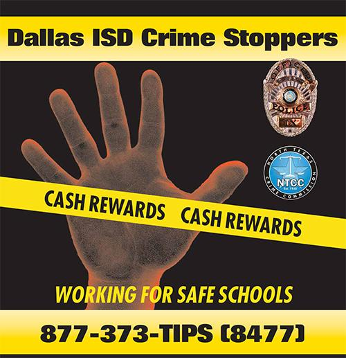 Dallas ISD Crime Stoppers