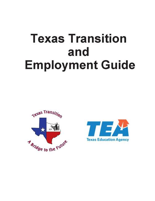 Texas Transition and Employment Guide