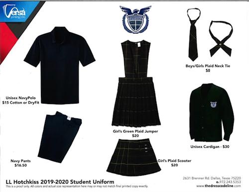 School Uniforms / School Uniforms