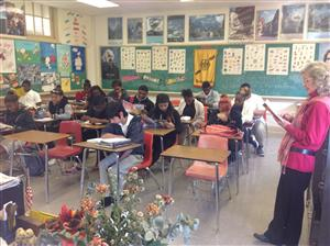 Ms. Herschwitsch's Class