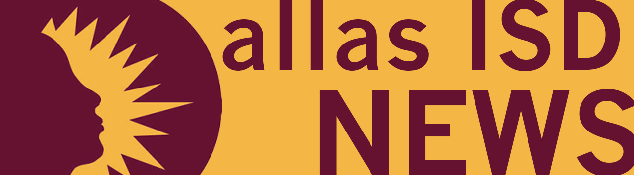 Dallas ISD NEWS banner