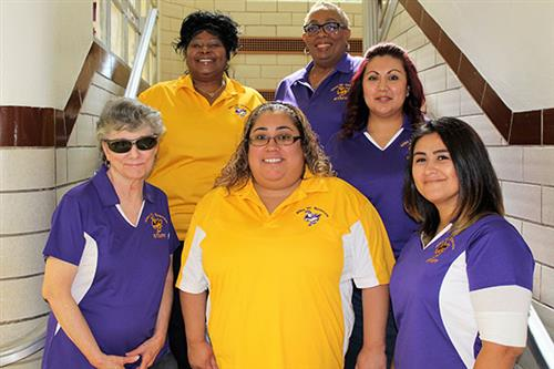 Spence MS Office Staff