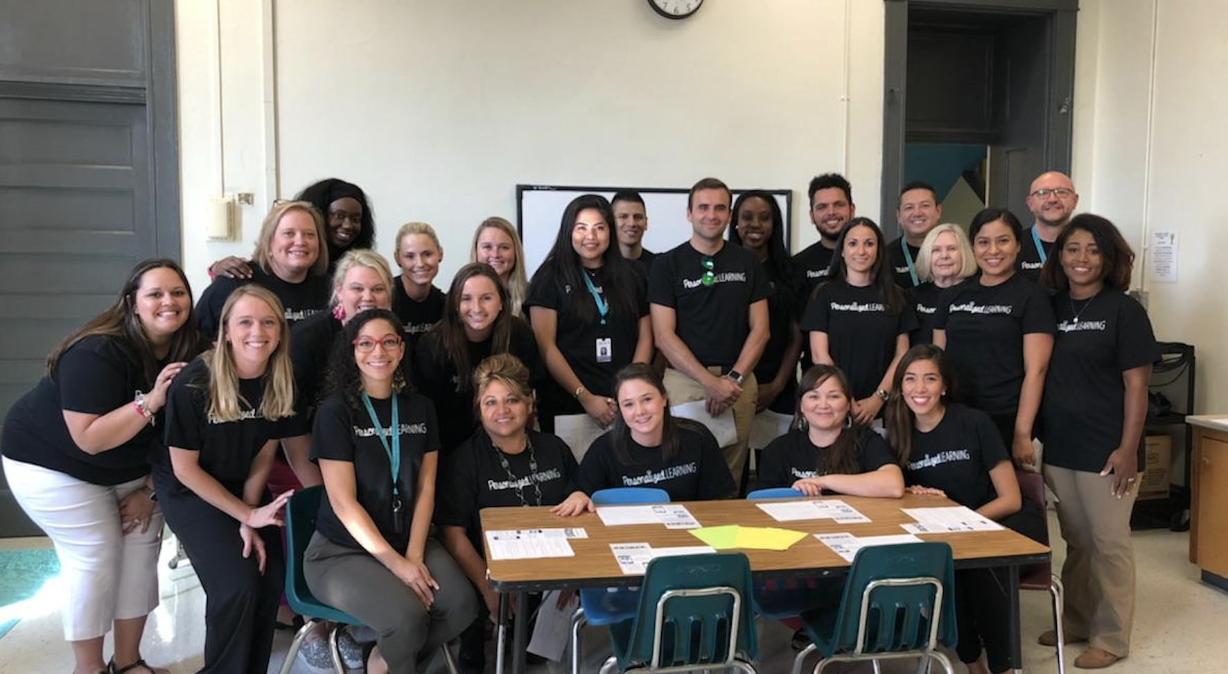 Personalized Learning Preparatory At Sam Houston Personalized