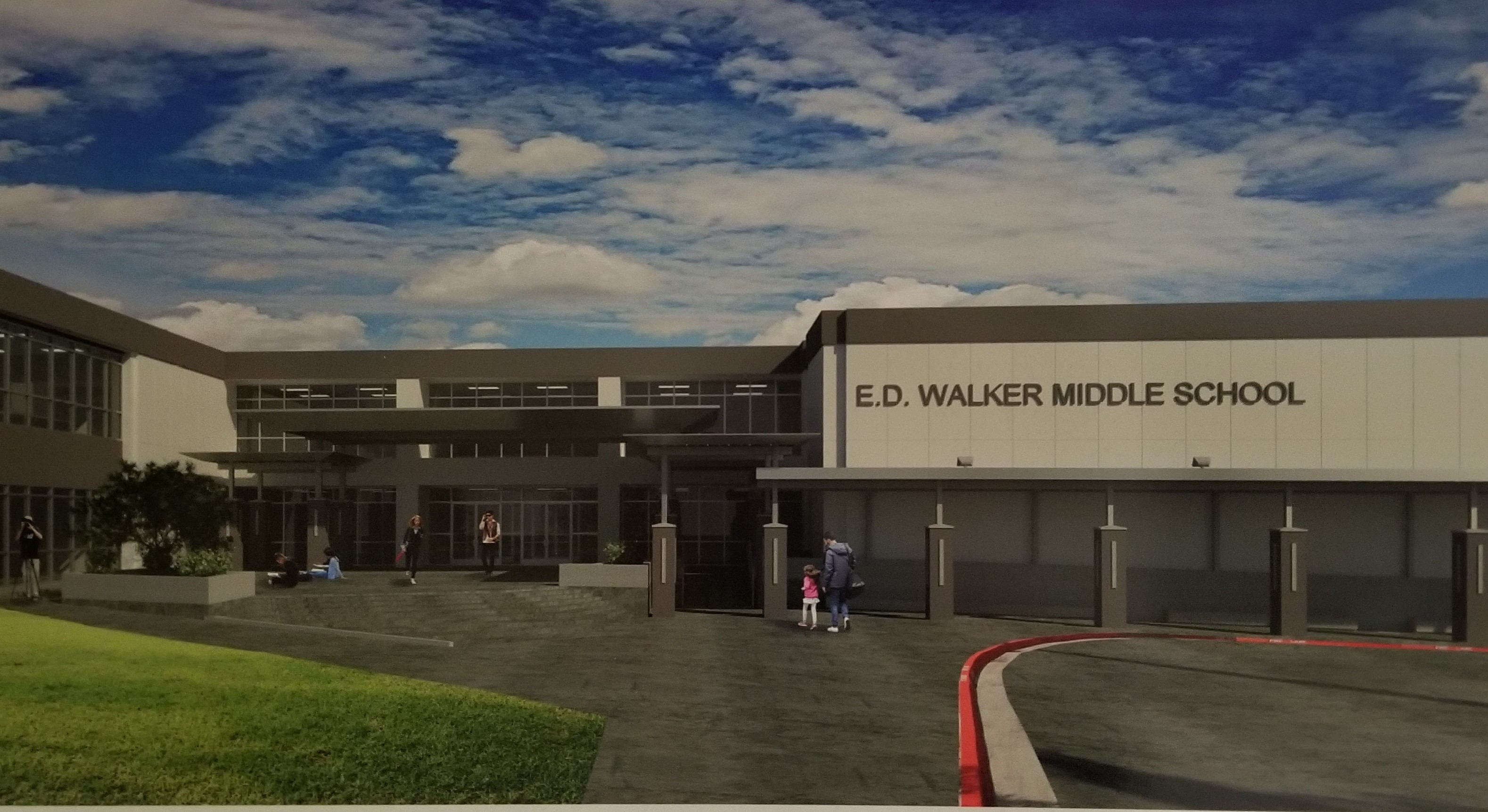 Ed Walker Middle School Ed Walker Middle School