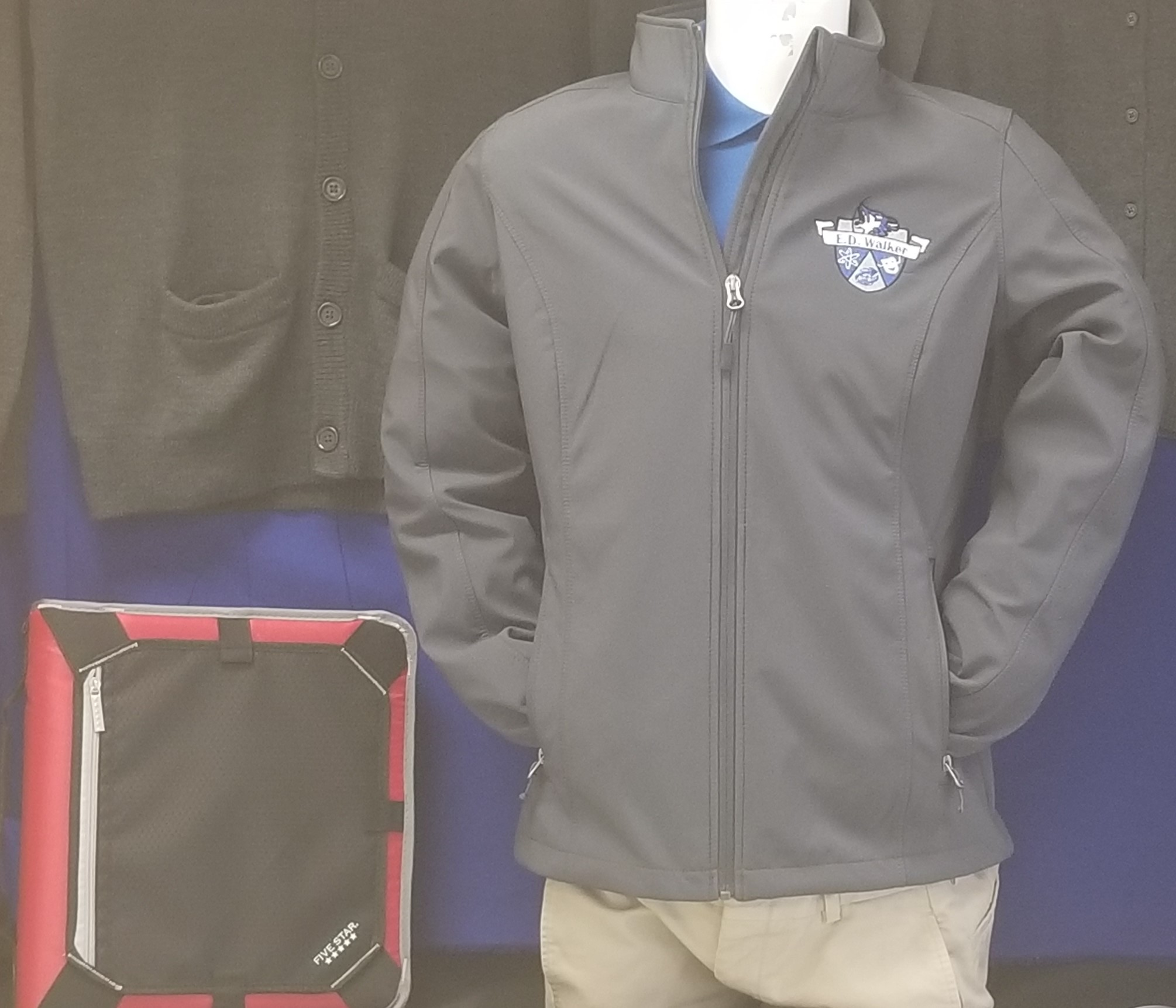 ... New Jacket and Binder for 2018-2019 ...