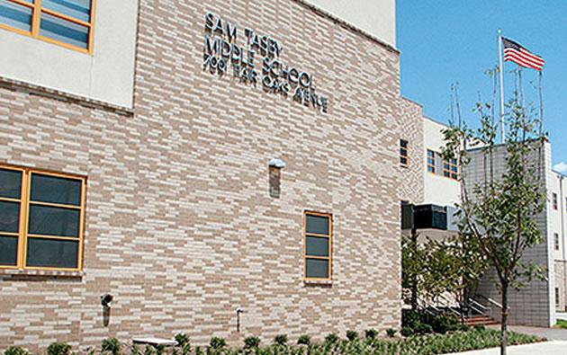 Sam Tasby Middle School Sam Tasby Middle School